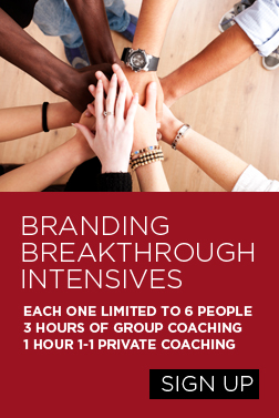 Branding Breakthrough Intensives
