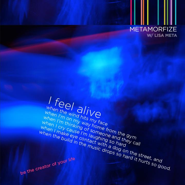 alive when