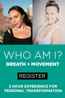 who am I? breath + movement